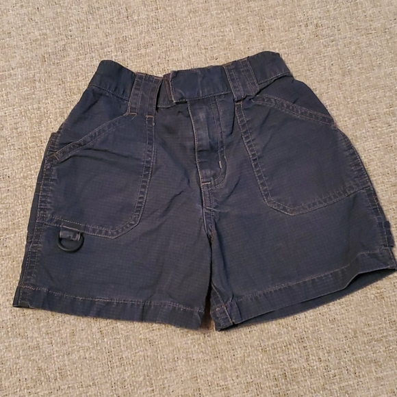 OshKosh B'gosh Other - Genuine kids Gray 2T shorts w/ velcro & zipper
